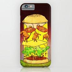 UFO Burger Slim Case iPhone 6s