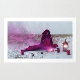 Awaken The Magic  Art Print