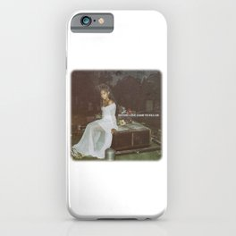 JESSIE REYEZ - BEFORE LOVE CAME TO KILL US iPhone Case