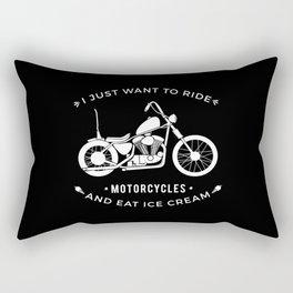 Chopper - Ice Cream Rectangular Pillow