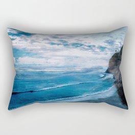 Coast 9 Rectangular Pillow