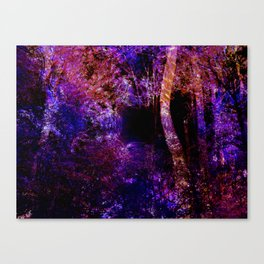 Psyche Punch Canvas Print
