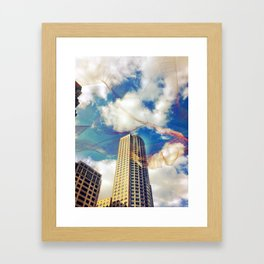 Nets Framed Art Print
