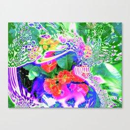 Primrose Peek Canvas Print