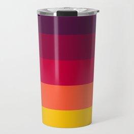 California Sunset - Favourite Palettes Series Travel Mug