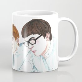 The Universal - Blur Coffee Mug