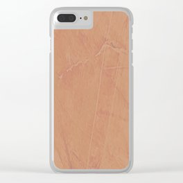Cameo Thatch Clear iPhone Case