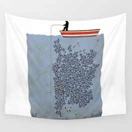 FISH Wall Tapestry