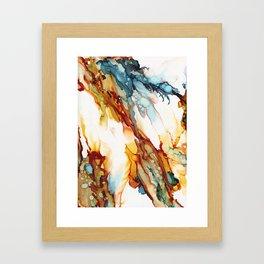 Synthesis Framed Art Print