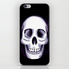 Bones V iPhone & iPod Skin
