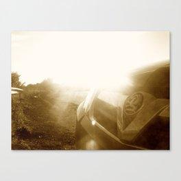 vauxhall in the sun Canvas Print