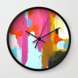 duckling 4 Wall Clock