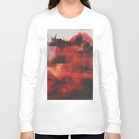 passion Long Sleeve T-shirts featuring Passion by Wis Marvin