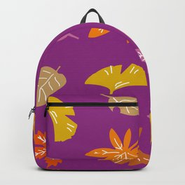 Autumn Leaves_E Backpack