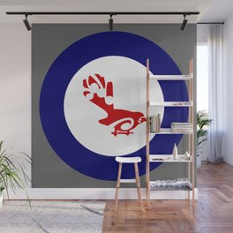 Fantail Air Force Roundel Wall Mural