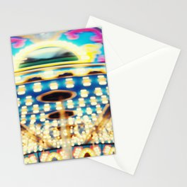 Bokeh Candy Stationery Cards