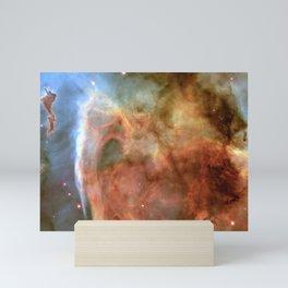 Outer Space Galaxy Mini Art Print