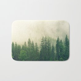 Majestic Forest Bath Mat
