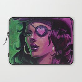 Say It To My Face Laptop Sleeve