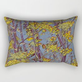 MAGIC DILL WEED Rectangular Pillow