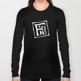 FN Foolish Logo Long Sleeve T-shirt