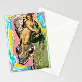 RIDING ON A FEELING Stationery Cards