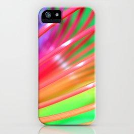 Slinky iPhone Case