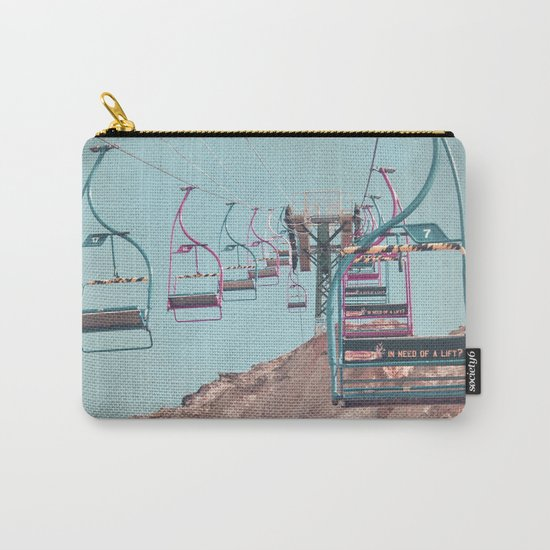 into the sky... Carry-All Pouch