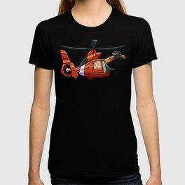 US Coast Guard Giraffe T-shirt