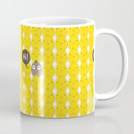 Chicks Being Different And Stay Cool Coffee Mug