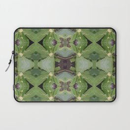 Almond Tree Pattern Laptop Sleeve
