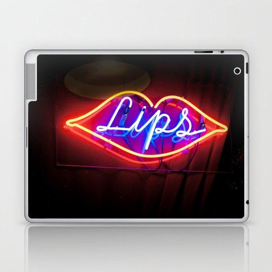 Lips Laptop & iPad Skin