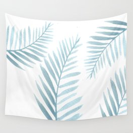 Palm leaves Wall Tapestry