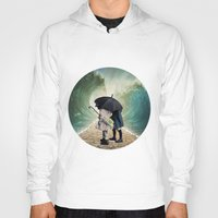 waves Hoodies featuring Waves by a_Cs025