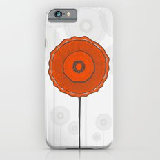 Poppies Poppies Poppies Slim Case iPhone 6s