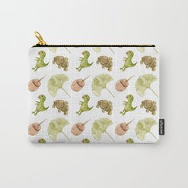 Dinosaurs & Other Fossils Carry-All Pouch