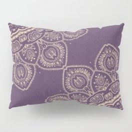 Lavender Tulips Pillow Sham