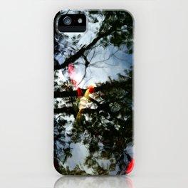 Shadow World iPhone Case