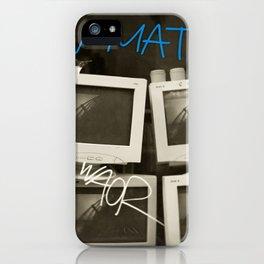 STREET ART #3 iPhone Case