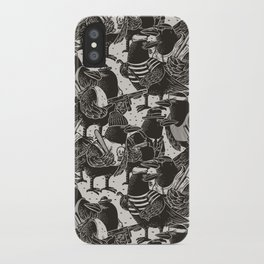Murder Weapons iPhone Case