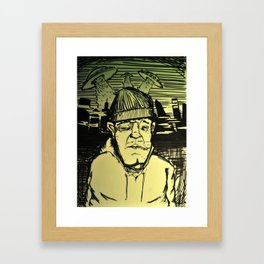 Indifference Framed Art Print