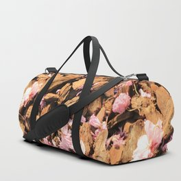 Fallen Blossoms Duffle Bag