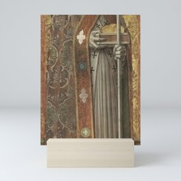 Carlo Crivelli - San Nicola di Bari Mini Art Print