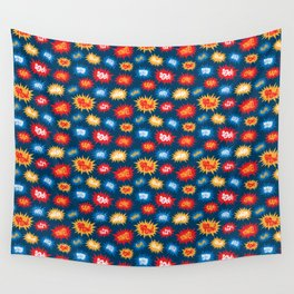 Action Packed! Wall Tapestry
