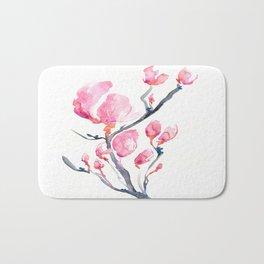 Japanese Magnolia Bath Mat