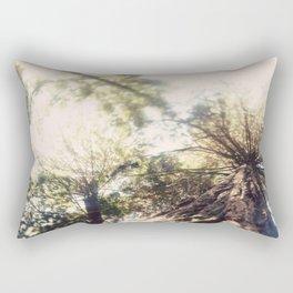 Too Tall Tree Rectangular Pillow