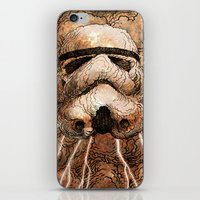 storm iPhone & iPod Skins featuring Storm by Eric Fan