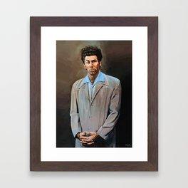 The Kramer Framed Art Print
