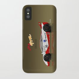 1996 McLaren F1 GTR #03R iPhone Case