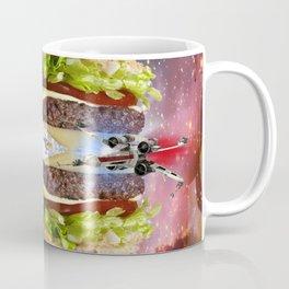 Guerra de mundos Coffee Mug